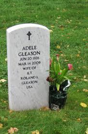 Adele Schmid Gleason (1926-2009) - Find A Grave Memorial