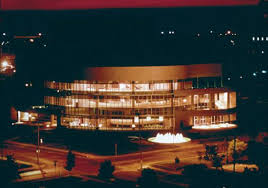 Juanita K Hammons Hall For The Performing Arts Picture Of