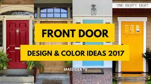 50 best front door design color ideas 2018