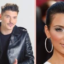 kim kardashian s makeup artist mario dedivanovic breaks down her makeup looks