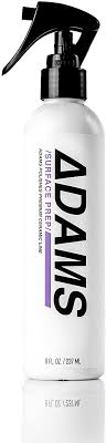 Amazon.com: Adam's Surface Prep (12 oz) - A Cleaner That Ensures Your Paint  Is Clean & Ready To Apply Any 9H Top Coat Ceramic Coating After Clay Bar,  Car Wash & Orbital