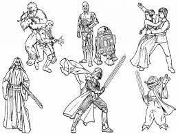 Small Picture Coloring Pages Star Wars Force Awakens Lego Star Wars Coloring