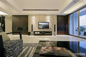 modern living room tv. Endearing Modern Living Room Tv 13 And Background Wall Decoration 5 Home R