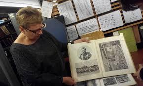 Библиодень в Химках   редкие иностранные иллюстрированные журналы книги нестандартных форматов Отдел хранения основных фондов в Химках занимает пять ярусов книгохранилища