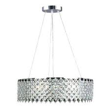black drum crystal chandelier 3 light crystal and chrome chandelier jolie antique black drum shade crystal