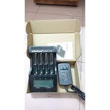 Bộ sạc pin Đa năng cao cấp Liitokala lii-500 (bản thêm nguồn 220v ) - Pin  và dụng cụ sạc pin Nhãn hàng No brand
