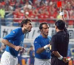 """Byron Moreno a 20 anni dallo scandalo """"sfotte"""" l'Italia: «Complimenti alla  finalista di Euro 2020» (FOTO) - Ilovepalermocalcio"""