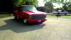 1984 Chevy Stepside Show Truck - YouTube | CAR CHICK! | Pinterest ...