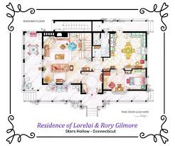 House Plans From Tv Shows  House PlansTv House Floor Plans