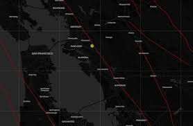 Real Time Interactive Earthquake Map Get To Know Your Local