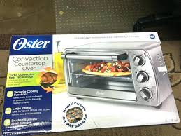 oster oven costco 6 slice convection oven stainless steel convection oven toaster oven timer baking pan