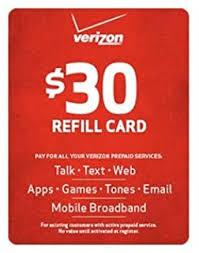 Verizon Gift Card - Amazon.com