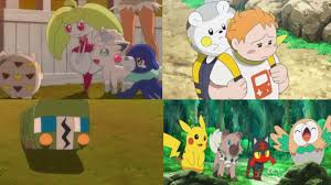 Pokemon Sun and Moon anime review ep 26 sophocles catches ...
