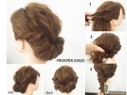 ショートロング結婚式の髪型は美容院で迷いがちなヘアセットの