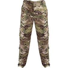 Ocp Female Size Chart Ocp Combat Uniform Trousers