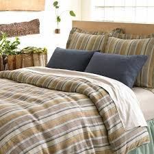 District17 Chambray Linen Ink Duvet Cover Duvet Covers U0026 ComfortersTreehouse Bedding
