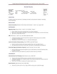 Resume Template For Internship. Sample Internship Resumes Sample ...