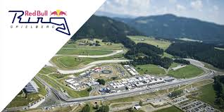 austria view red bull. Moto GP - Red Bull Ring 2018 Austria View