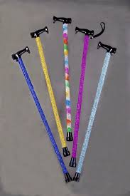 Decorated Walking Canes Decorated Sparkly cane Put bling and by Kitsncanesbyelaine DIY 10