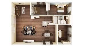 bird s eye view of an interior design project