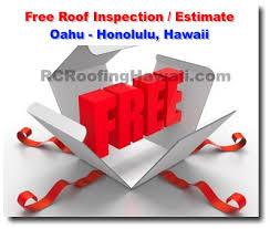 Rc Roofing Honolulu, Hawaii