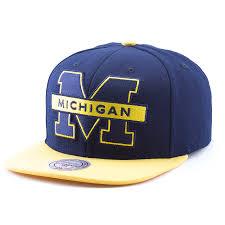 <b>Бейсболка</b> Mitchell & Ness Ncaa Michigan Wolverines XL <b>Logo</b> 2 ...