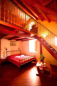 Mezzanine Bedroom Hotel Villa Nora 2017 Hvar Completely Croatia