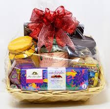 hawaiian snack basket