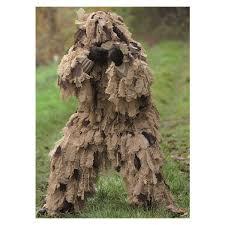 Ghillie Suit Size Chart Ghillie Suit Oak Leaf 3d Desert