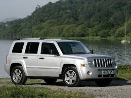 Jeep Patriot – pictures, information and specs - Auto-Database.com