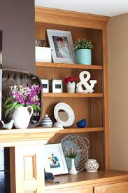 shelves around fireplace decorated fireplace and shelves for spring wooden fireplace mantel shelves uk
