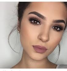 simple pretty and natural makeup ideas for brown eyes