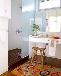 Bathroom: Bright Boho Chic Bathroom Decor - 20 Chic And Minimalist ...