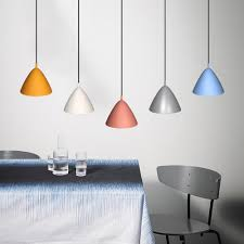 details about diy colorful nordic hanging lighting set modern simple pendant macaron ceiling