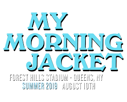 my morning jacket at forest hills