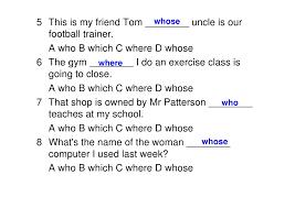The three most common relative pronouns are who, which and that. Relative Pronouns Relative Clauses