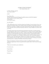 Cover Letter Example Cover Letter For Resume General Cover Letter
