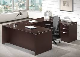 Desks office Wall Pl28executiveushapeddesk Ashley Furniture Homestore Ndi Office Furniture Executive Ushaped Desk Pl28pl175 Ushaped