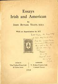 john butler yeats the irish literature collection for more works by john butler yeats click here