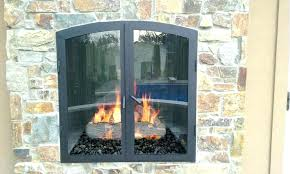 ventless see through fireplace ventless fireplace logs with blower