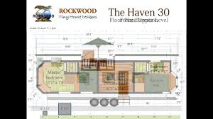 tiny house floor plan staggering 15 the haven 30 tiny house and elevations