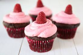 chocolate cupcakes with pink icing recipe. Exellent Recipe I Love Dark Chocolate  For Chocolate Cupcakes With Pink Icing Recipe H