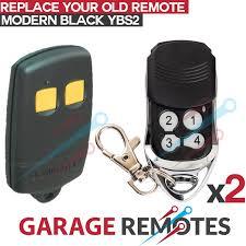 brand new dominator garage door remote control ybs2 aftermarket transmitter