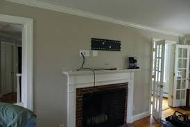 mount tv over fireplace best above fireplace pull down tv