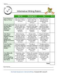 This is a Common Core Standards writing rubric that can be used by     Persuasive Essay Topics For  th Grade Writing Prompts Essays  Rigor Rubric