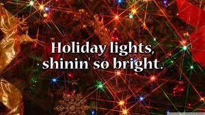 The Biggest Brightest Holiday Lights Lyrics Holiday Lights Part 1