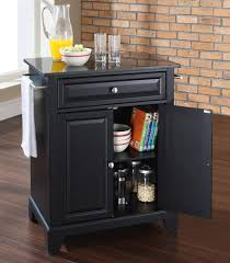 Portable Kitchen Island Buy Newport Solid Granite Top Portable Kitchen Island