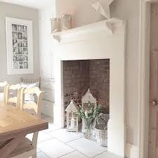 Decorating Ideas For Inside Fireplace Best 25 Empty Fireplace Ideas Ideas  On Pinterest Logs In