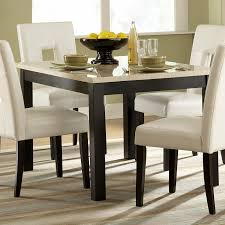 Dining Room  Beautiful Black Leather Dining Room Chairs Interior - Faux leather dining room chairs
