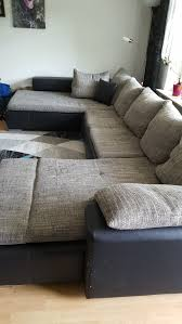 Große Wohnlandschaft U Couch In 74743 Seckach For 9000